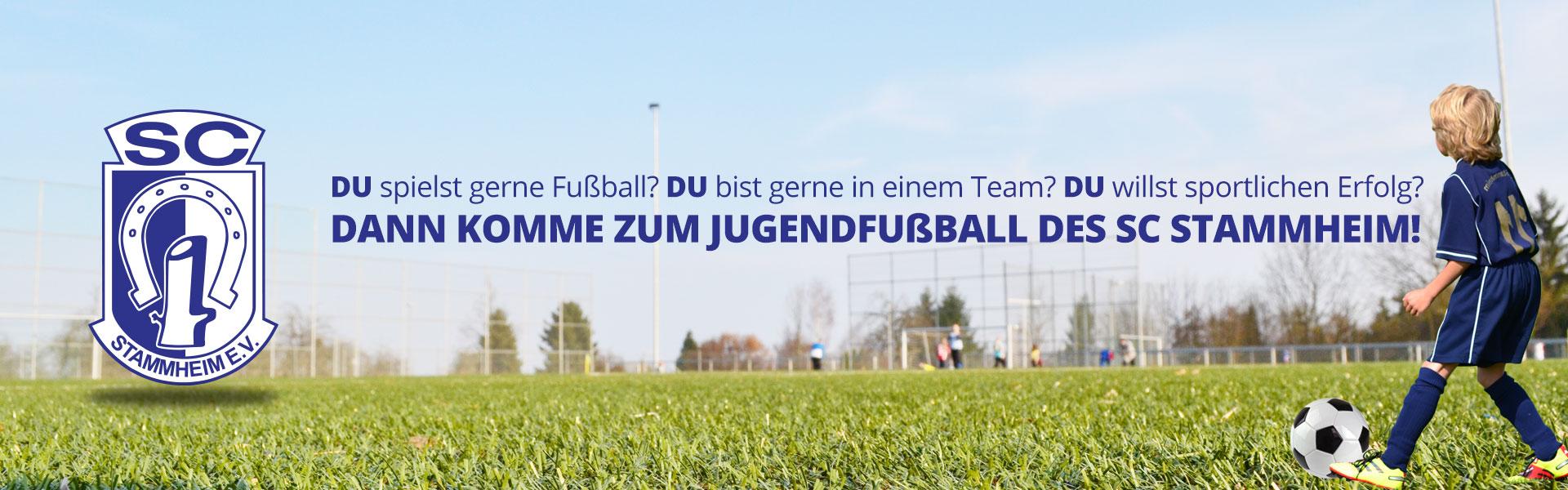 Jugendfussball SC Stammheim