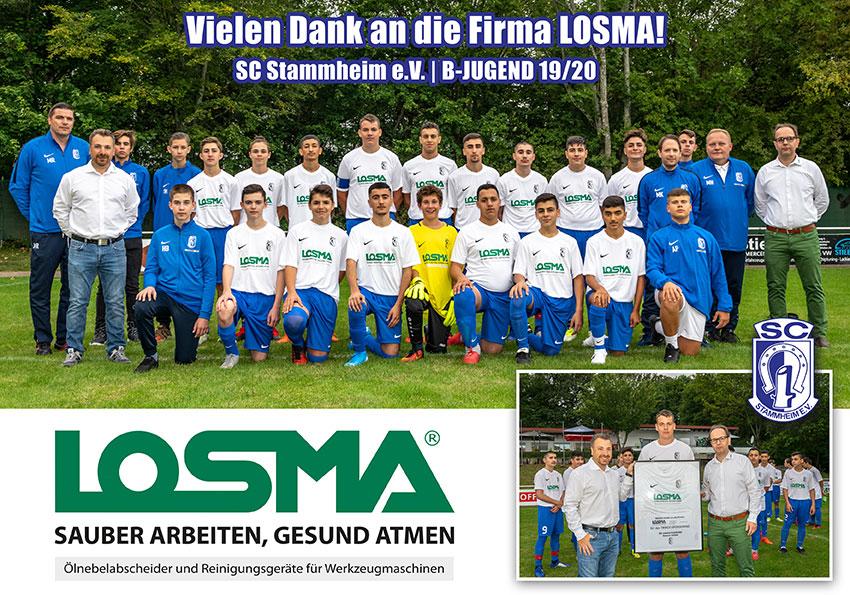 SC Stammheim B-Junioren